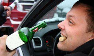Сколько штраф за езду пьяным второй раз