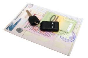 Как восстановить утраченные документы на аварийный автомобиль