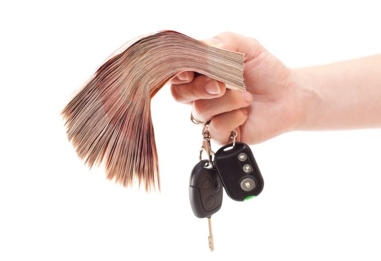 Как продать кредитный автомобиль если ПТС в банке