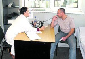 Медицинское освидетельствование на состояние алкогольного опьянения