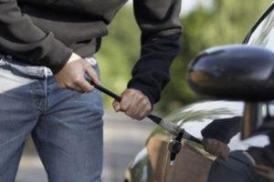 Статистика угонов автомобилей в России