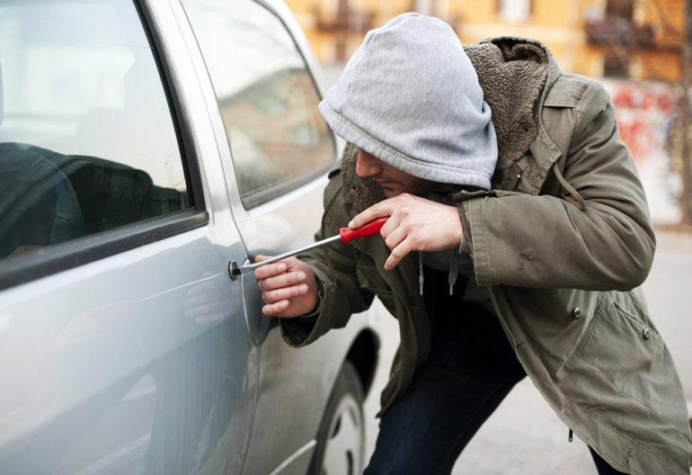 Страховка от угона автомобиля