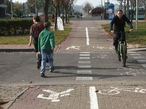Как должны ходить пешеходы и какие накахания