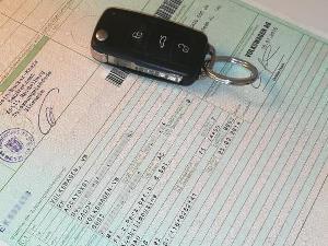 Как восстановить документы на машину при утере всех документов в году?