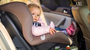Правила перевозки детей в автомобиле по ПДД