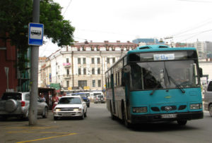 Штраф за остановку на автобусной остановке 2018