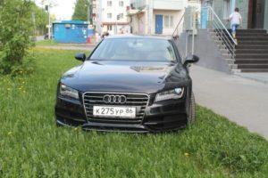Уточнение понятия газон в законе о парковке авто