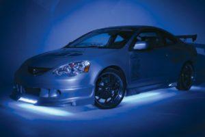 Штраф за подсветку днища автомобиля