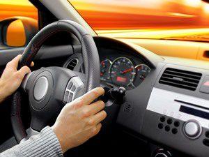 Как правильно сидеть за рулем автомобиля?