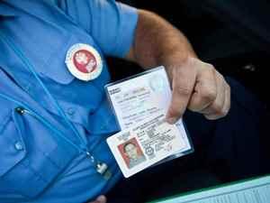 Как проверить водительское удостоверение на лишение?