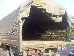 Разрешается ли перевозка людей в кузове грузового автомобиля?