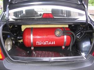 Как оформить газовое оборудование на автомобиль в ГИБДД?