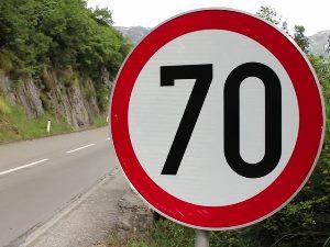 Когда заканчивается действие знака «Ограничение скорости»?