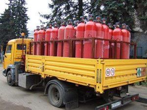 Правила перевозки газовых баллонов в автомобиле