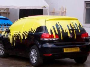 Как оформить перекраску машины в другой цвет в ГИБДД?