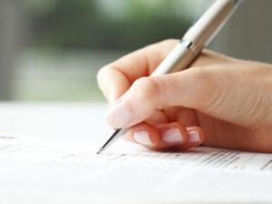 Как написать расписку об отсутствии претензий при ДТП?