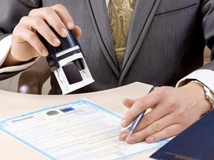 Доверенность на регистрацию ТС в ГИБДД от юридического лица